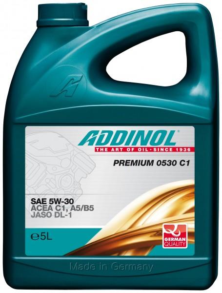 Motorenöl Premium 0530C1 - SAE5W-30 05L