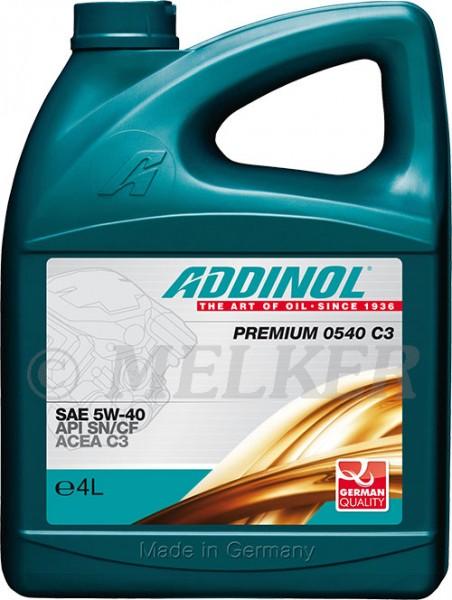 Motorenöl Premium 0540C3 -SAE5W-40 04L